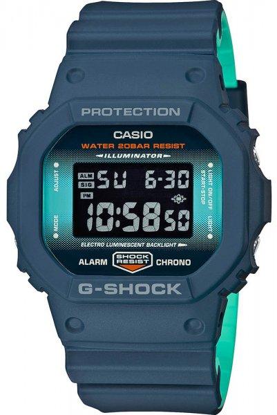 Zegarek męski Casio G-SHOCK g-shock original DW-5600CC-2ER - duże 1