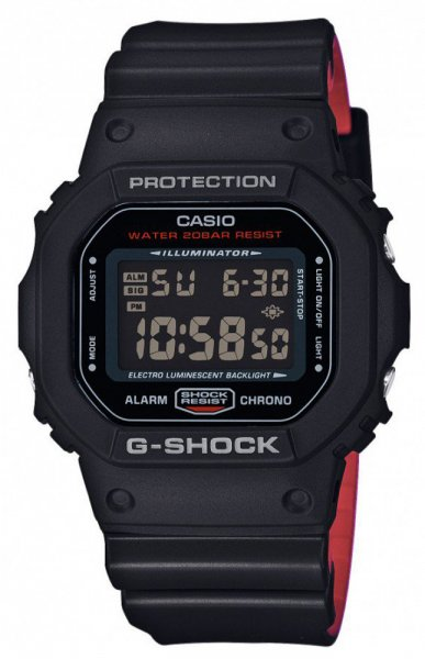 Zegarek Casio G-SHOCK DW-5600HRGRZ-1ER - duże 1