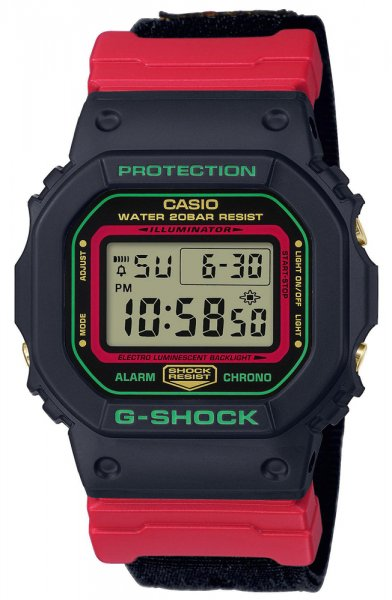 G-Shock DW-5600THC-1ER G-SHOCK Original