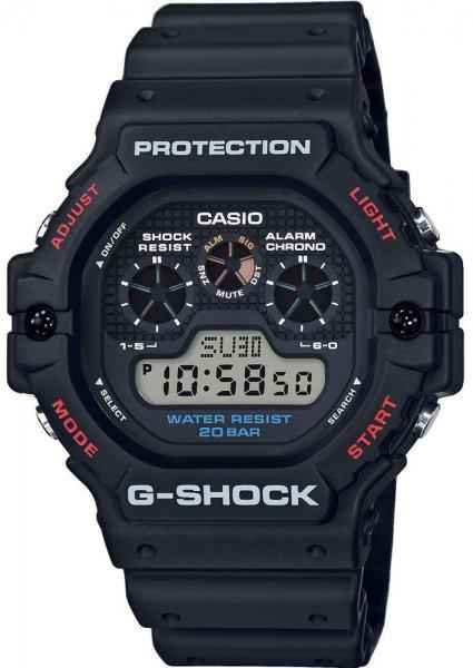 Zegarek męski Casio G-SHOCK g-shock original DW-5900-1ER - duże 3