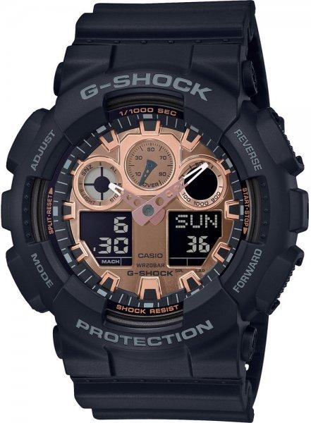 Zegarek Casio G-SHOCK GA-100MMC-1AER - duże 1