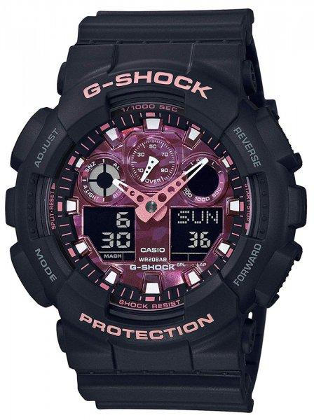 GA-100TCB-1ADR - zegarek męski - duże 3