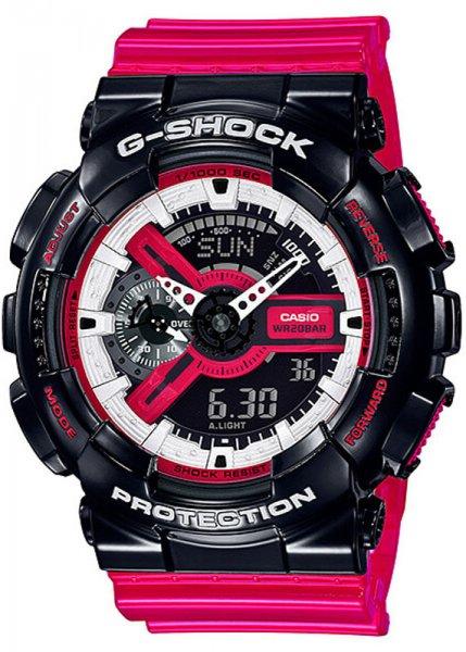 Zegarek Casio G-SHOCK GA-110RB-1AER - duże 1