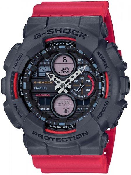Zegarek Casio G-SHOCK GA-140-4AER - duże 1