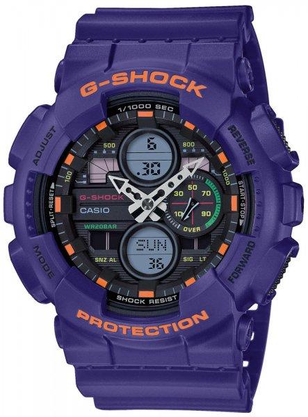 Zegarek Casio G-SHOCK GA-140-6AER - duże 1