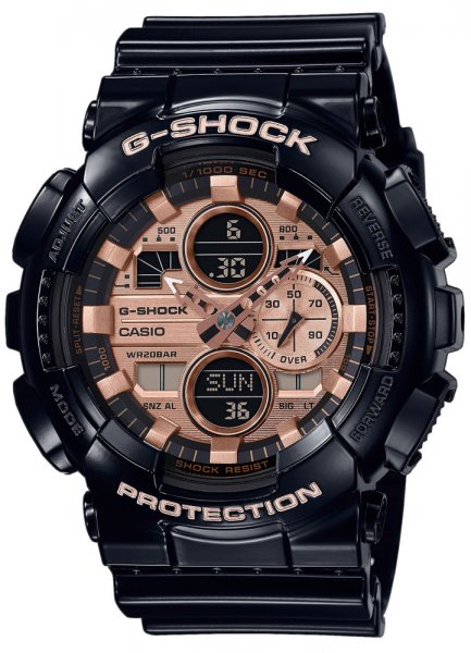 Zegarek Casio G-SHOCK GA-140GB-1A2ER - duże 1