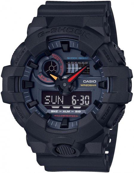 Zegarek Casio G-SHOCK GA-700BMC-1AER - duże 1