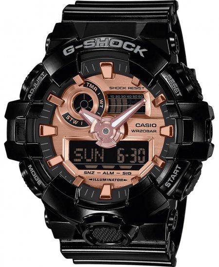 GA-700MMC-1AER - zegarek męski - duże 3