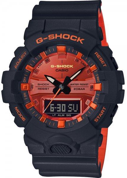 GA-800BR-1AER - zegarek męski - duże 3