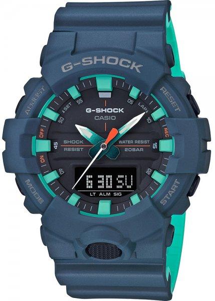 Zegarek Casio GA-800CC-2AER - duże 1