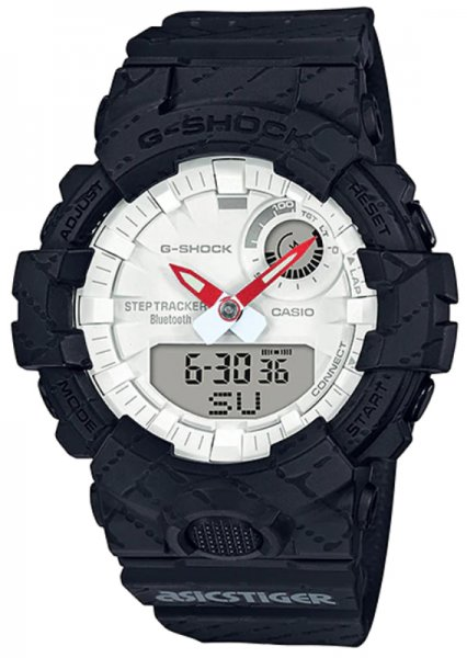 Zegarek G-Shock Casio G-SQUAD BLUETOOTH SYNC STEP TRACKER LIMITED -męski - duże 3