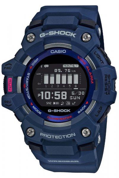GBD-100-2ER - zegarek męski - duże 3