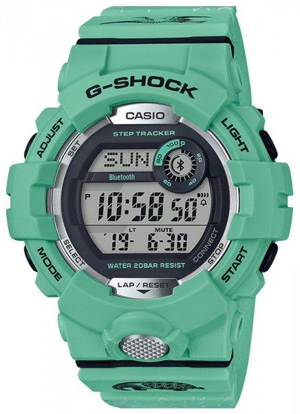 GBD-800SLG-3DR - zegarek męski - duże 3
