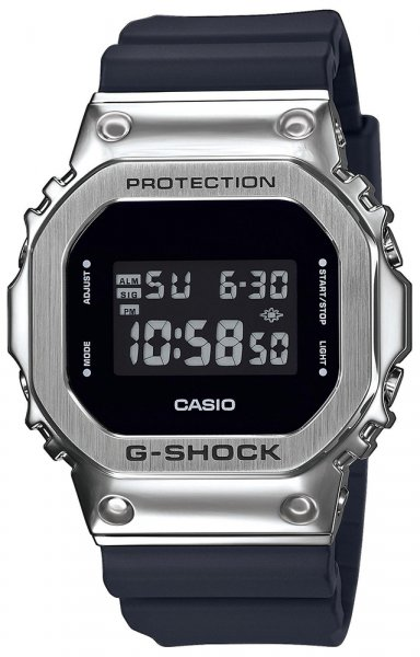 Zegarek Casio G-SHOCK GM-5600-1ER - duże 1