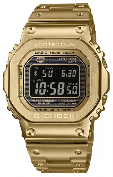 GMW-B5000GD-9ER - zegarek męski - duże 3