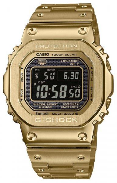 Zegarek Casio GMW-B5000GD-9ER-POWYSTAWOWY - duże 1