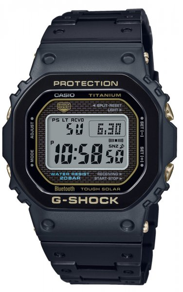 Zegarek Casio GMW-B5000TB-1ER - duże 1