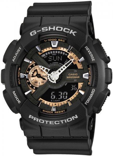 Zegarek Casio GA-110RG-1AER - duże 1