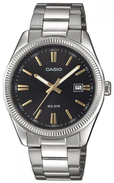 Zegarek męski Casio klasyczne MTP-1302PD-1A2VEF - duże 1