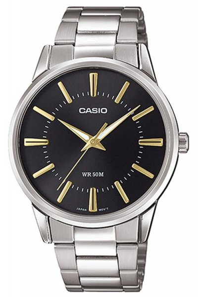 MTP-1303PD-1A2VEF - zegarek męski - duże 3