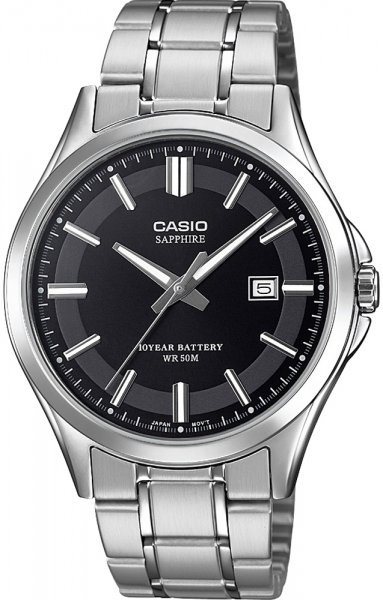Zegarek Casio MTS-100D-1AVEF - duże 1