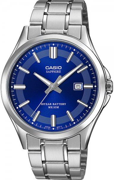 Zegarek Casio  MTS-100D-2AVEF - duże 1