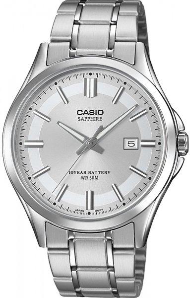 Zegarek Casio MTS-100D-7AVEF - duże 1