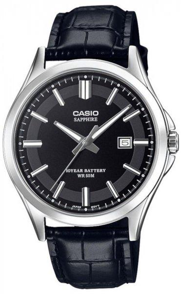 Zegarek Casio MTS-100L-1AVEF - duże 1