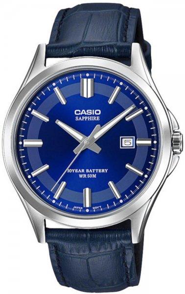 Zegarek Casio MTS-100L-2AVEF - duże 1