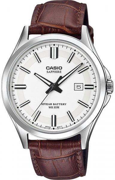 Zegarek Casio MTS-100L-7AVEF - duże 1
