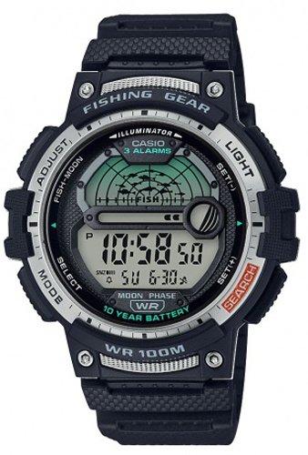 Zegarek Casio WS-1200H-1AVEF - duże 1