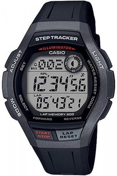 Zegarek Casio WS-2000H-1AVEF - duże 1