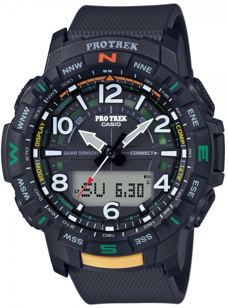 PRT-B50-1ER - zegarek męski - duże 3