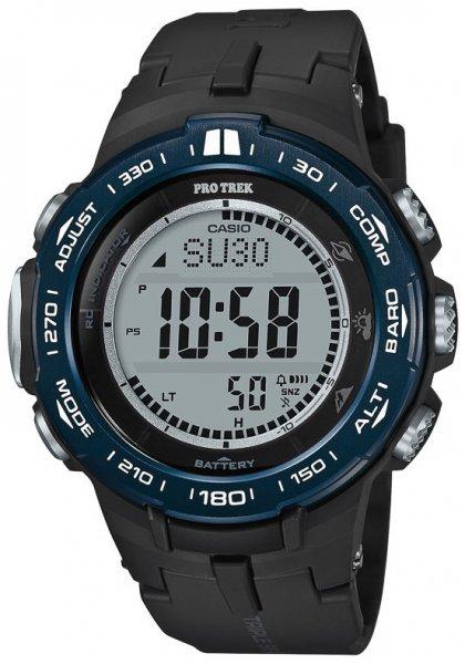 PRW-3100YB-1ER - zegarek męski - duże 3