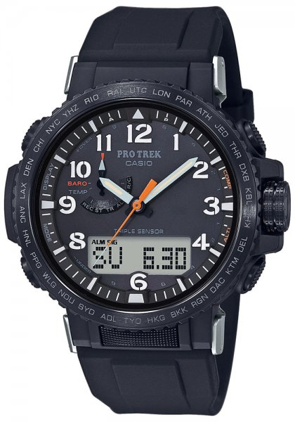 Zegarek Casio ProTrek PRW-50Y-1AER - duże 1