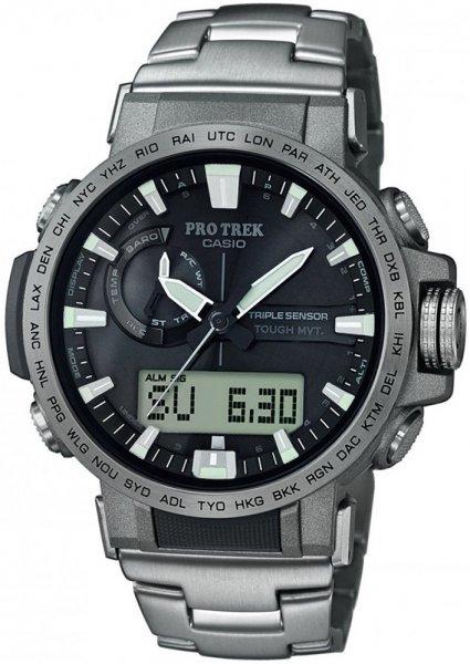 Zegarek Casio ProTrek PRW-60T-7AER - duże 1