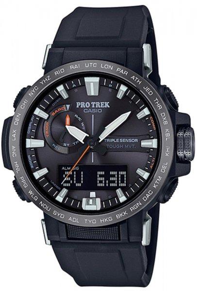 PRW-60Y-1AER - zegarek męski - duże 3