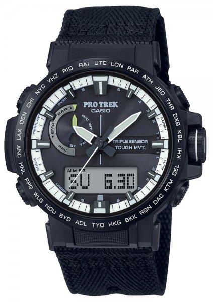 Zegarek Casio ProTrek PRW-60YBM-1AER - duże 1