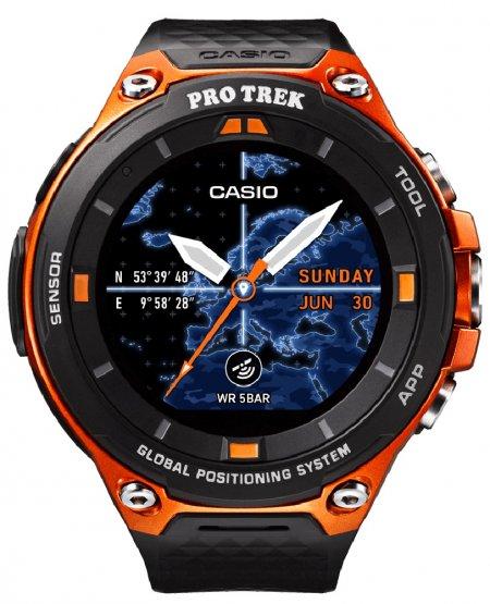 WSD-F20-RGBAE - zegarek męski - duże 3