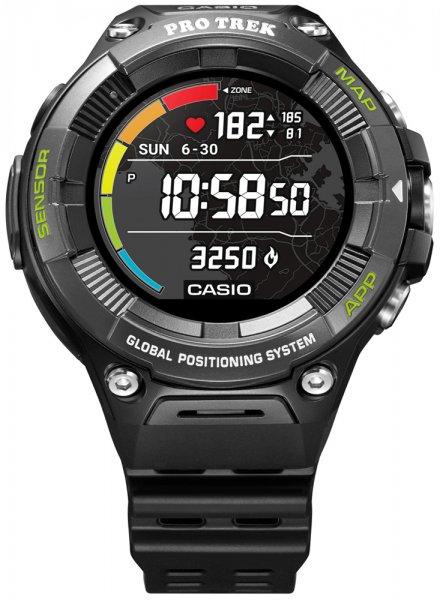 WSD-F21HR-BKAGE - zegarek męski - duże 3
