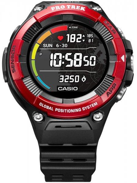 WSD-F21HR-RDBGE - zegarek męski - duże 3