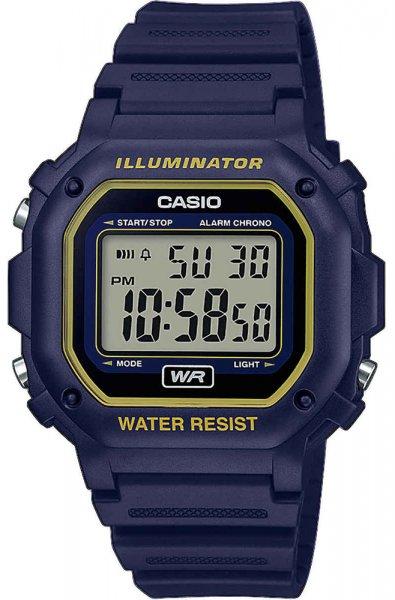 Zegarek Casio F-108WH-2A2EF - duże 1