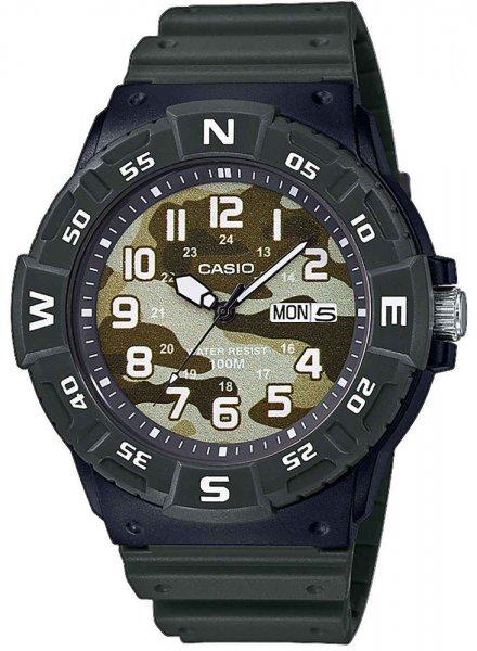 Zegarek Casio  MRW-220HCM-3BVEF - duże 1