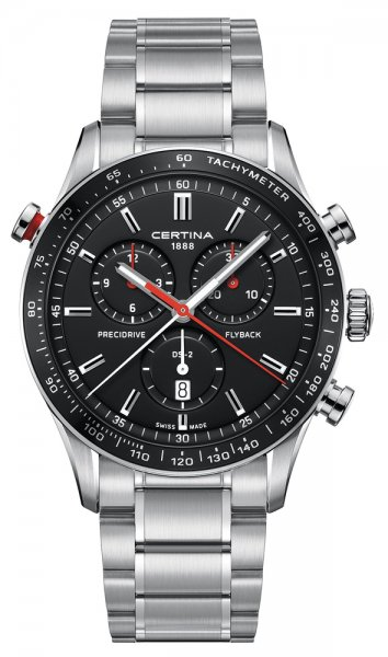Certina C024.618.11.051.01 DS-2 DS-2 Chronograph Flyback