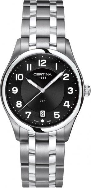 Zegarek męski Certina ds-4 C022.410.11.050.00 - duże 1