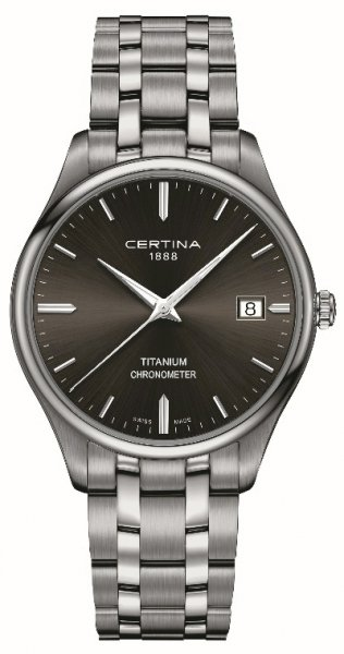 Certina C033.451.44.081.00 DS-8 DS-8 Chronometer Titanium
