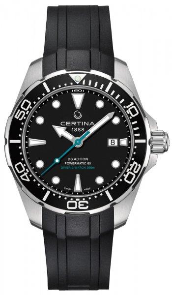Zegarek Certina C032.407.17.051.60 - duże 1