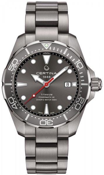 Zegarek Certina C032.407.44.081.00 - duże 1