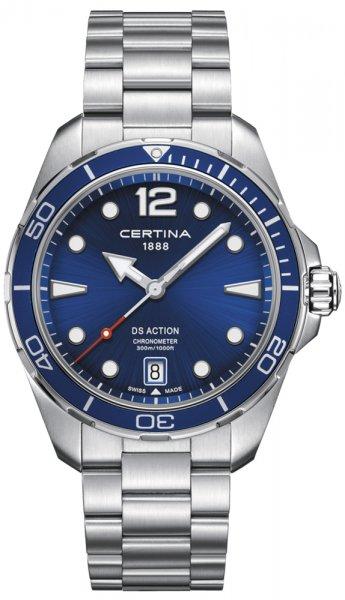 Zegarek Certina C032.451.11.047.00 - duże 1