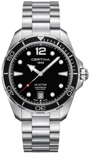 Zegarek Certina C032.451.11.057.00 - duże 1